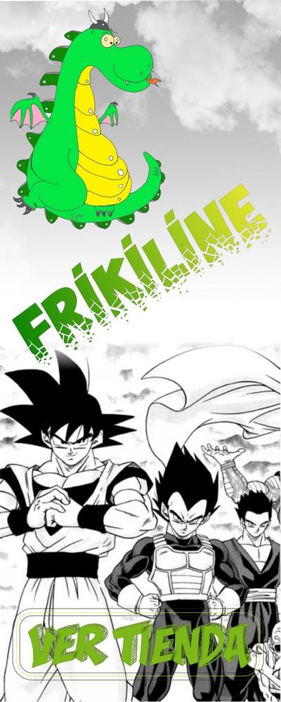 Frikiline