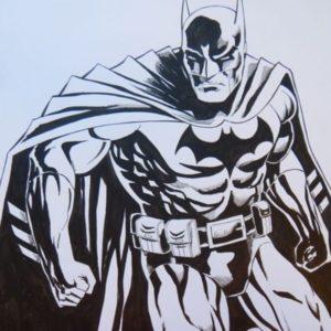 Dibujos USA-superhéroes