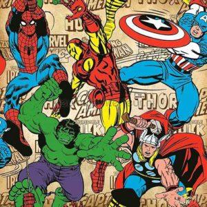 Comic USA-superhéroe